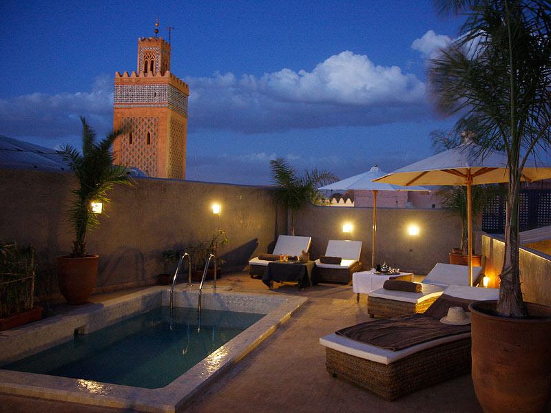 Descubre el hotel Riad Awa en la medina de Marrakech ...