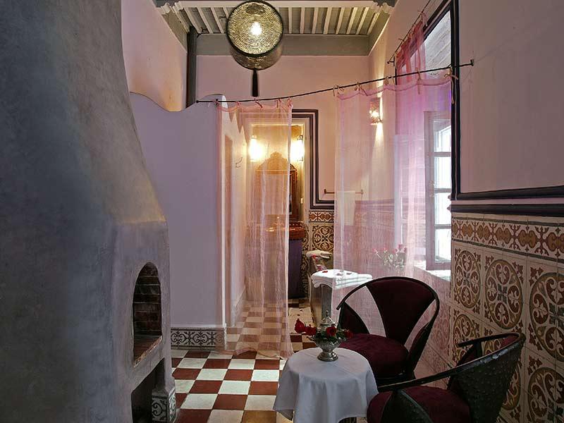 descubre el hotel riad casa lila spa en la medina de essaouira hotels ryads. Black Bedroom Furniture Sets. Home Design Ideas