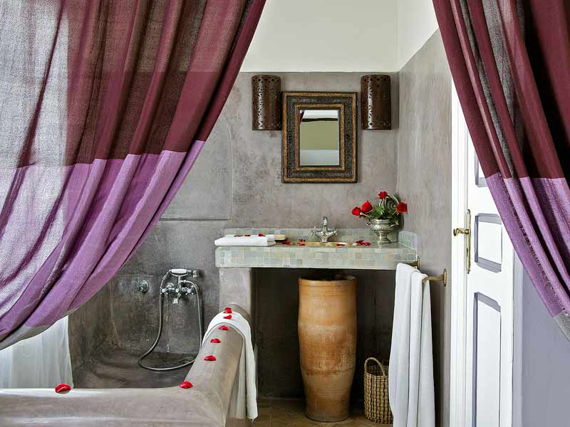 Bathroom Gris Perla
