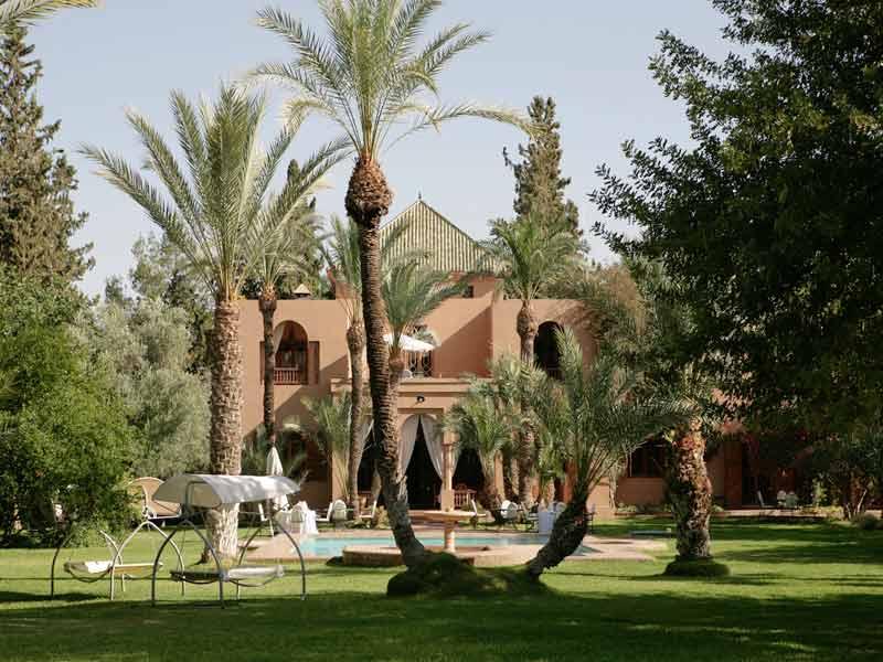 Riad marrakech hotel reserva tu alojamiento marrakech en for Hotel villa jardin tultitlan