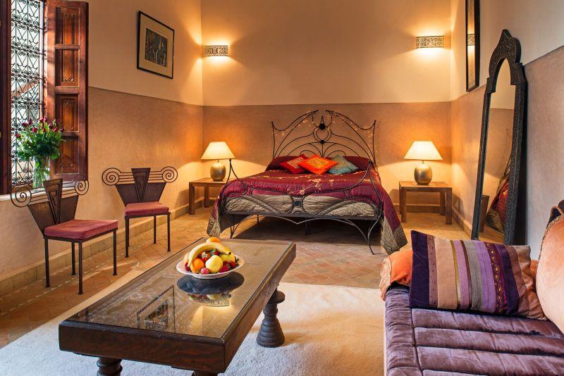 Descubre el hotel darhani en la medina de marrakech hotels ryads - Prix chambre hotel mamounia marrakech ...