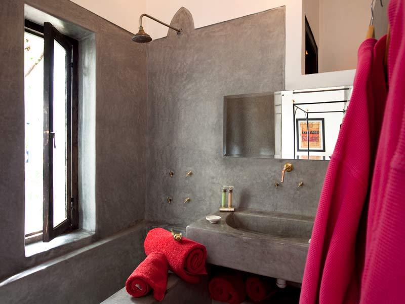 Baño Turco Para Ninos:Descubre el hotel Riad Davia en la medina de Marrakech