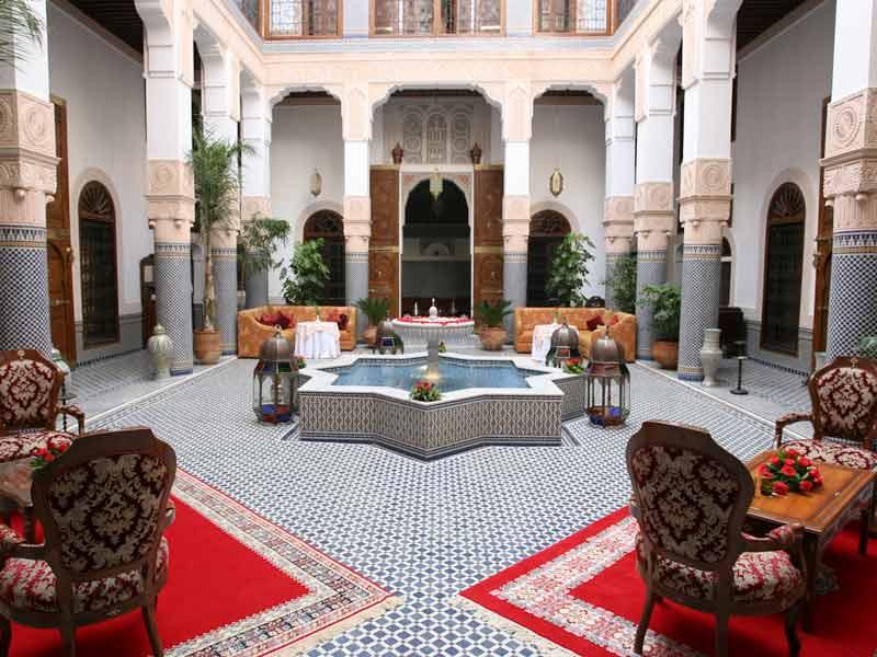 Riad fez hotel reserva tu alojamiento fez en hotels ryads - Top 10 riads in marrakech ...