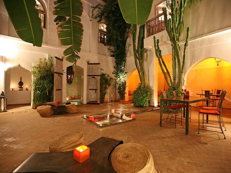 Descubre el hotel Riad O² en la medina de Marrakech ...