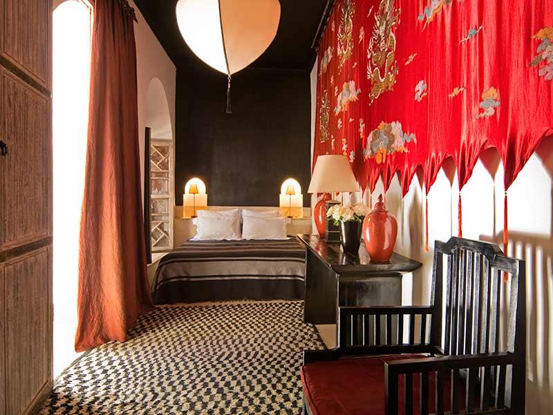 Baño Turco La Serena:Tibetan Style Bedroom