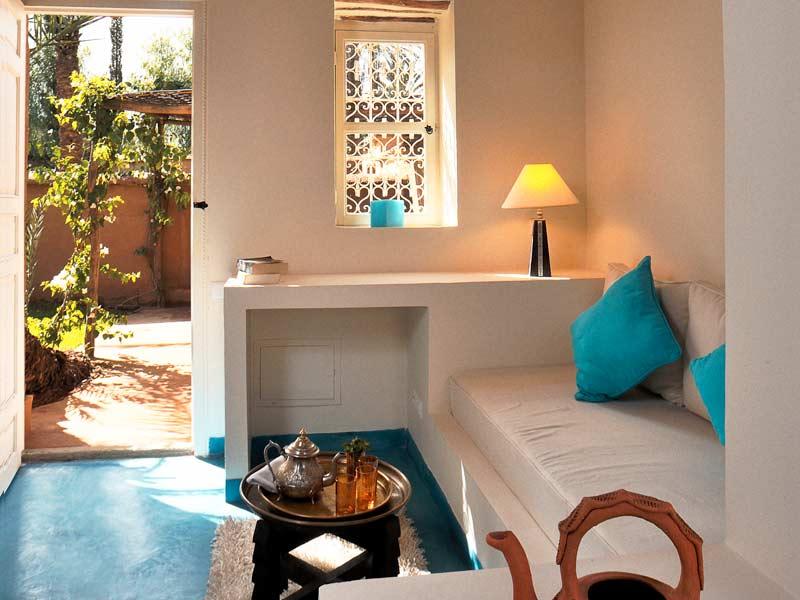 Descubre El Hotel Riad Villa 55 En La Palmeraie De