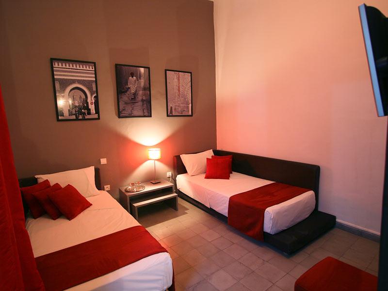descubre el hotel riad villa wenge en la medina de. Black Bedroom Furniture Sets. Home Design Ideas
